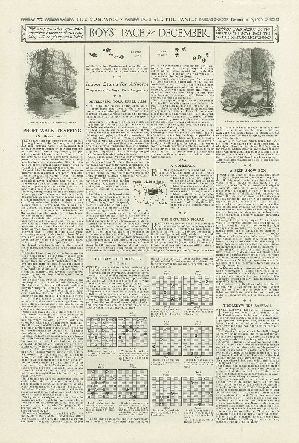 The Youth's Companion - December 9th, 1920 - Vol. 94 - No. 50